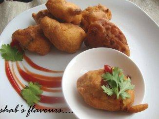 chicken-pakoda
