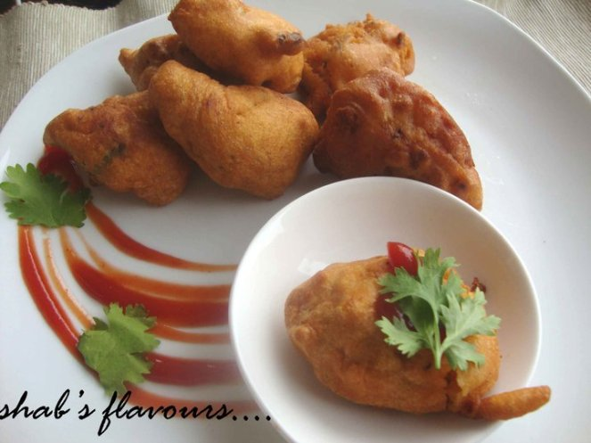 chicken-pakoda