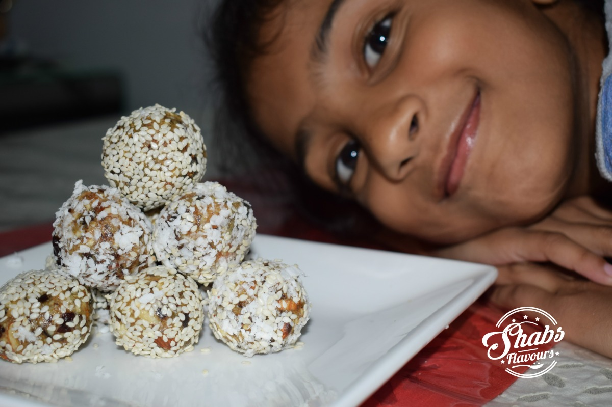 Festive Special | Dates Nutty Ladoo