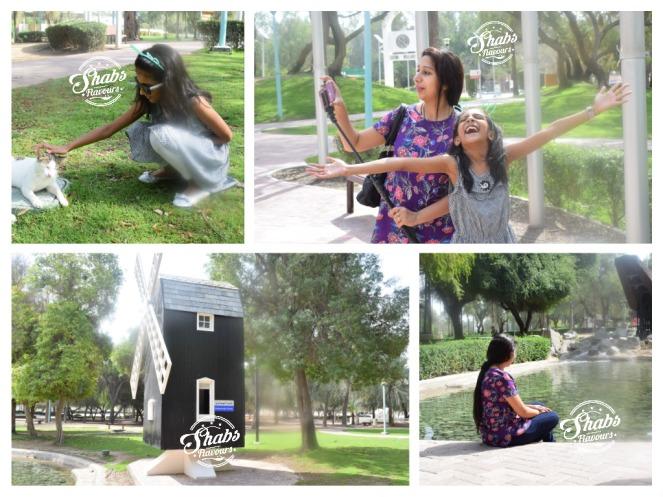 park moments