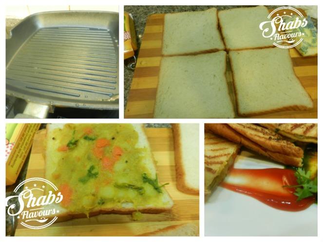 baji sandwich